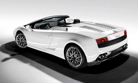 Lamborghini, Gallardo, LP560-4 Spyder