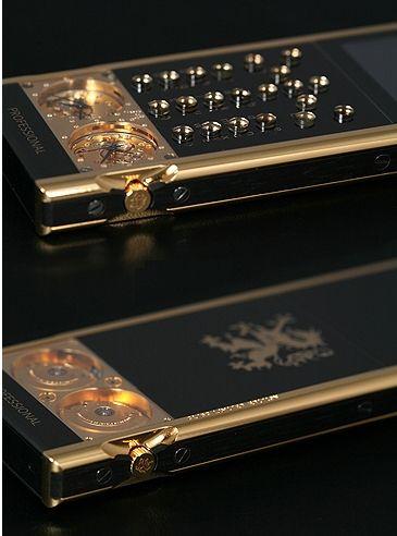Mobiado, Professional 105GMT Gold