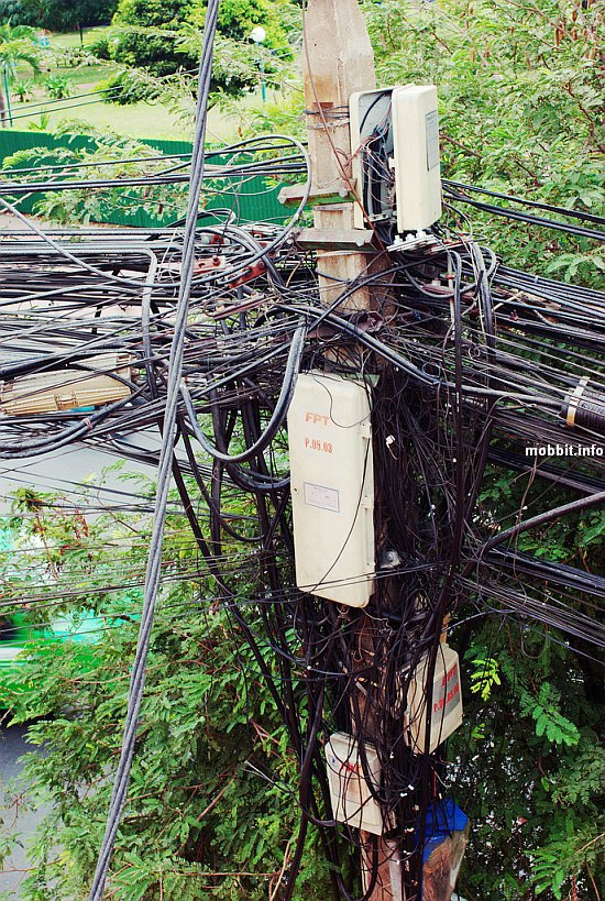 Электричество, Кабель