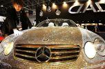Бриллиантовый Mercedes-Benz SL600