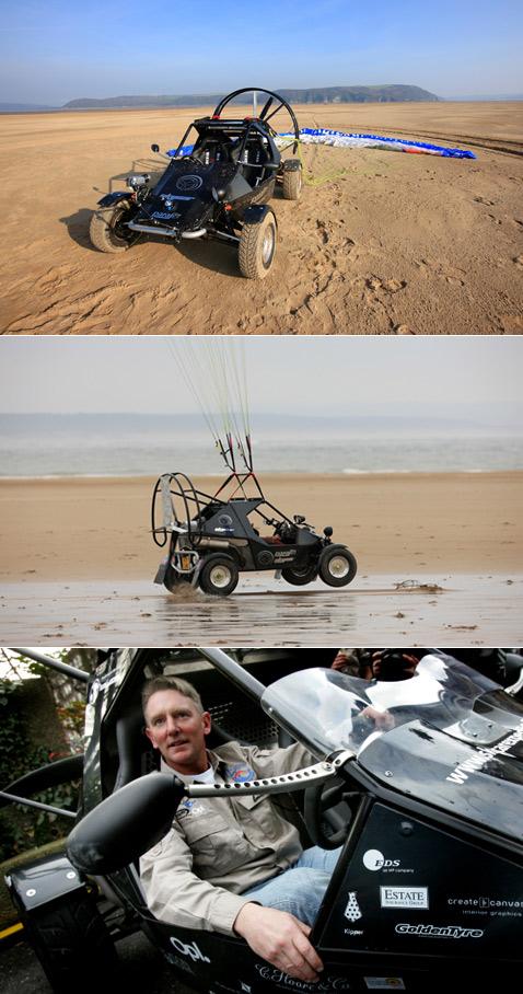 Skycar, Expedition 2009