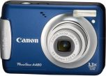 Canon: интуитивный карманный цифровик PowerShot A480