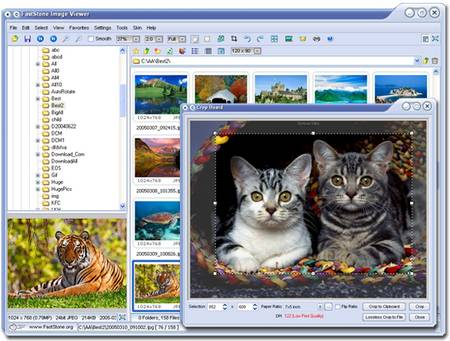 FastStone Image Viewer 3.7 - ��������� ��������
