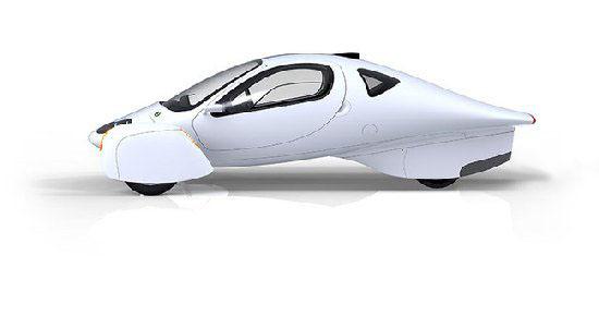 Aptera Motors, 2е