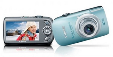 Canon, PowerShot, SD780 IS, SD960 IS
