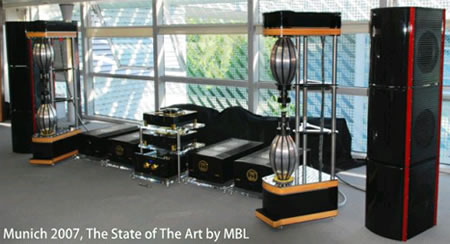 MBL Akustikgerate GmbH, MBL 101X