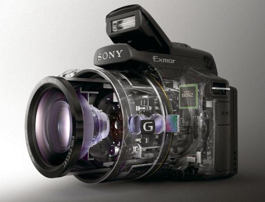 Sony, Cyber-shot, HX1