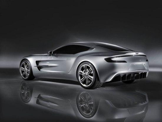 Aston One-77