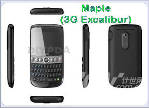 HTC Maple