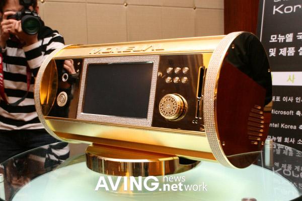 Компьютер 701 jewelry золото технологии