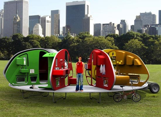 Mobile Mini House