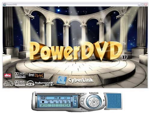 PowerDVD 9.1530 - ������ ����� DVD � Blu-Ray ������