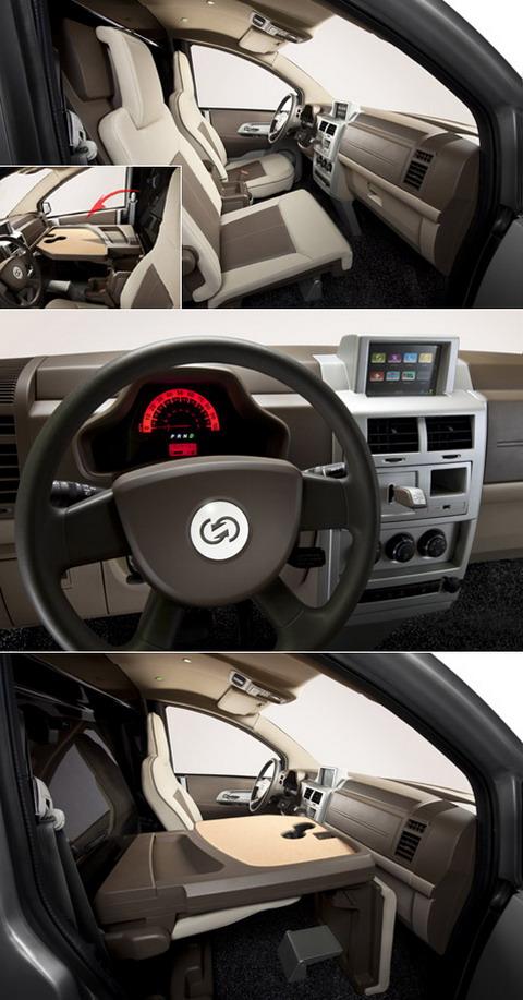 IDEA, Bright Automotive