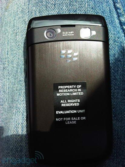 BlackBerry, Onyx