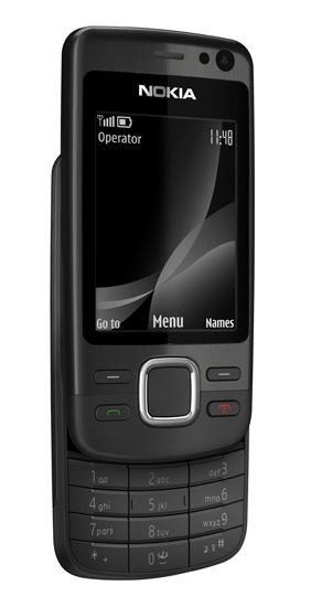 Nokia, 6600i slide