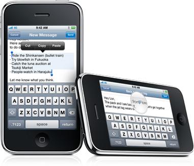 Apple, iPhone, 3GS