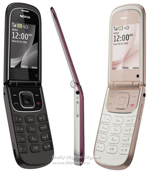 Nokia, 3710 fold