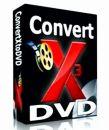 ConvertXtoDVD 3.6.12.174 - создание DVD-дисков