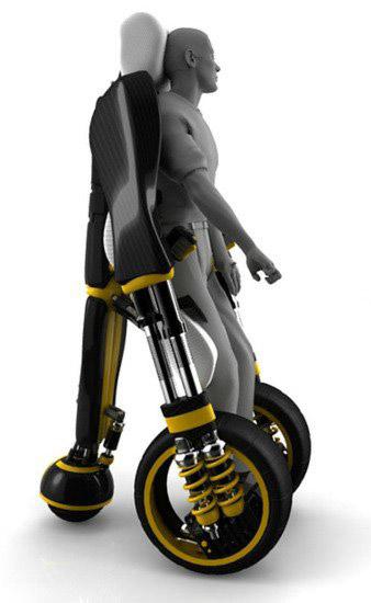 Электрическое кресло-трансформер