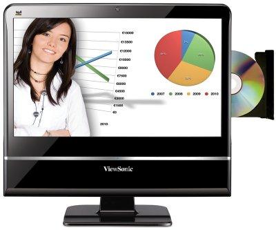 Монитор-неттоп ViewSonic VPC100