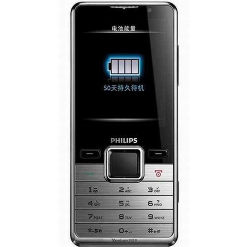 Philips Xenium X630: работает долго, стоит мало