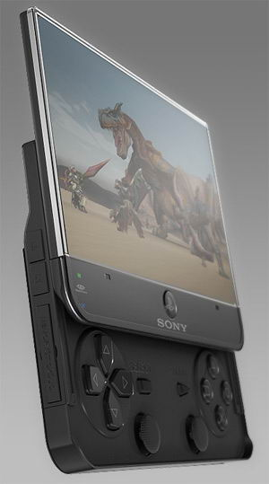 Sony PSP2 ���������� iPhone 3GS �� �������