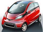 Lotus разработала городской электромобиль