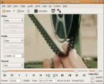Avidemux v.2.5.0 r5104 - функциональный видео-редактор