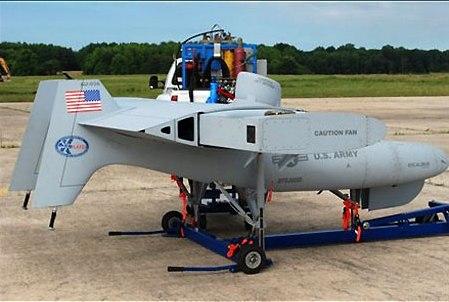 Aurora Flight Sciences, Excalibur