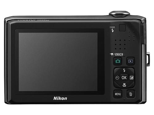Фотоаппарат-проектор Nikon Coolpix S1000pj раскрывает свои тайны