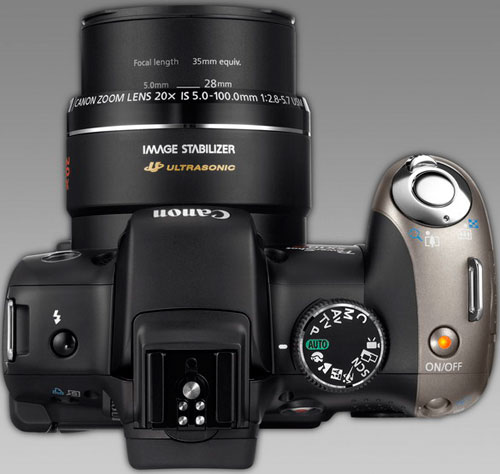 Canon, PowerShot, SX20 IS