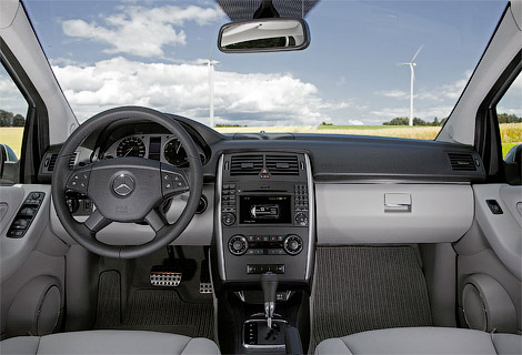 Mercedes-Benz, F-Cell
