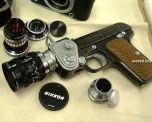 Пистолет-камера 60-ти летней давности