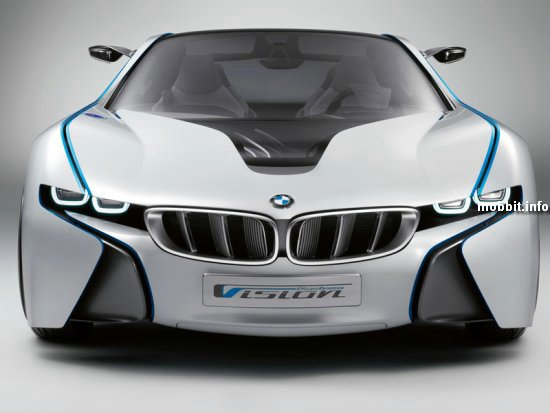 BMW, Vision EfficientDynamics