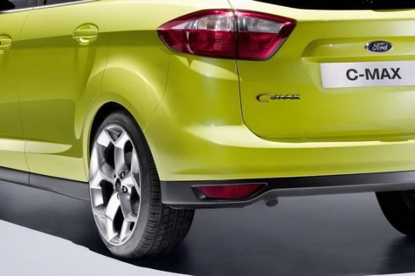 Новый C-MAX от Ford