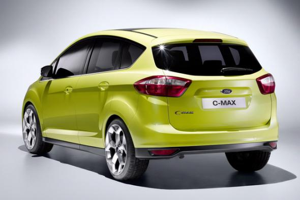 ����� C-MAX �� Ford