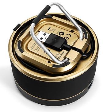 Компактный внешний громкоговоритель Altec Lansing Orbit USB