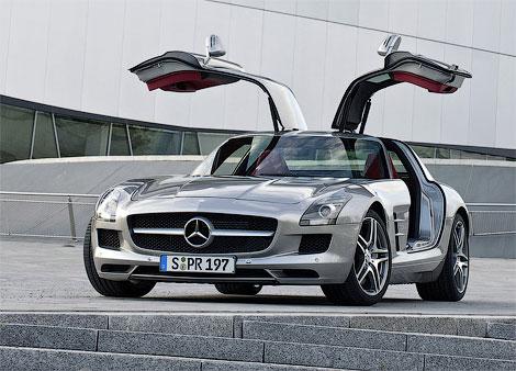 Mercedes-Benz, SLS, AMG
