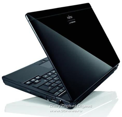 Fujitsu, LifeBook, P8110