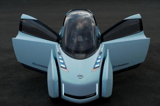 Nissan, Land Glider