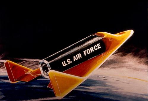Boeing X-20