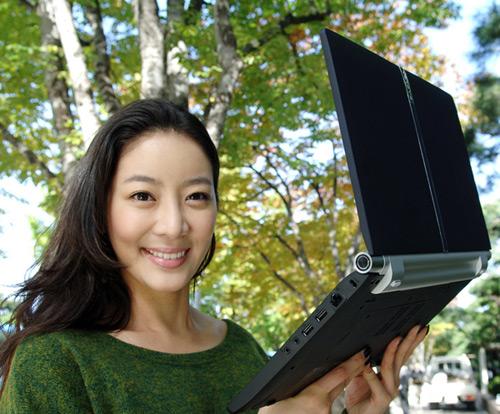 Ультратонкий ноутбук LG X-Note T380