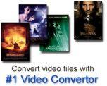 #1 Video Converter 5.2.21 - работа с видео