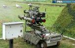 Российский боевой робот МРК-27 – БТ