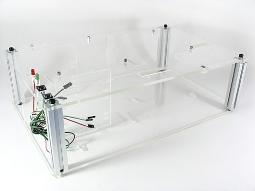 Прозрачный корпус компьютер