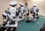 Промышленные роботы-гуманоиды