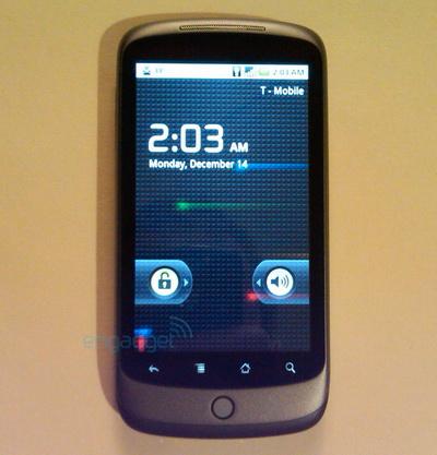 Google, Nexus One