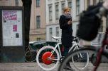 Революционный проект велосипедного колеса