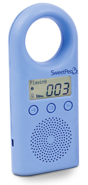 Baby's First MP3 Player