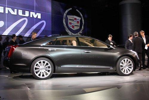 Cadillac XTS Platinum